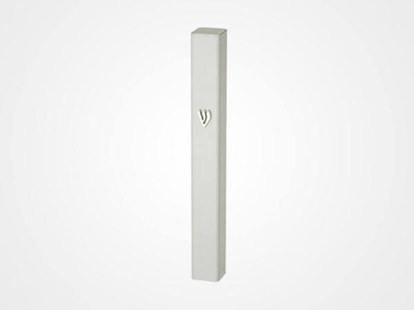 סמ 10 - אלומיניום לבן מבריק