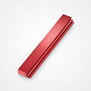 בית מזוזה פרופיל שין צד - 15 - אדום
