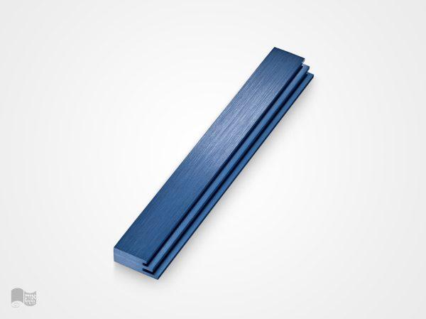 בית מזוזה פרופיל שין צד - 15 - כחול
