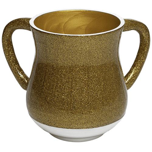 מהודרת אלומיניום - זהב