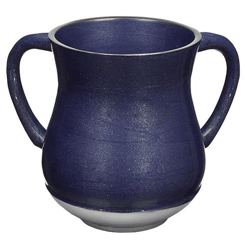 מהודרת אלומיניום - כחול