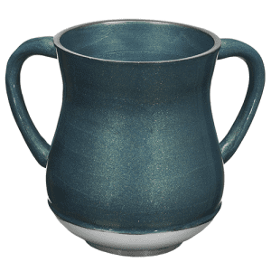 מהודרת אלומיניום כחול בהיר